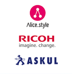 PTC's financing led by Ricoh and ASKUL