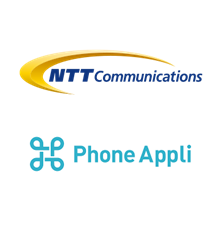 NTT Communications acquired Phone Appli