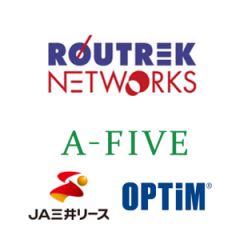 Routrek Networks' financing led by A-FIVE, JA Mitsui Leasing and OPTiM