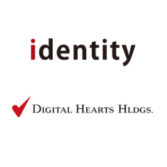 identity is acquired by DIGITAL HEARTS HOLDINGS